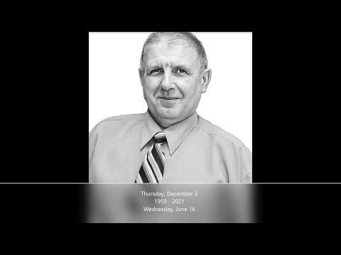 Funeral Service of Vasyl Buk 1959 - 2021, day 2