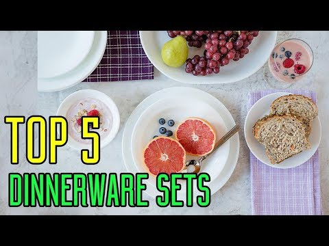 Best Dinnerware Sets 2019 - Corelle Dinnerware Sets & Corelle Dishes Reviews - UCCd2AuZfPtKB_noCZZYW2dg