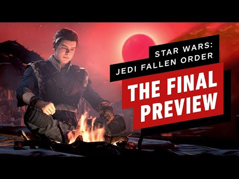 Star Wars Jedi: Fallen Order Preview: It's Deeper Than We Thought - UCKy1dAqELo0zrOtPkf0eTMw