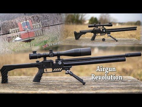 REVIEW: FX Dreamline  22 - Revolutionary Air Gun - EASY 100