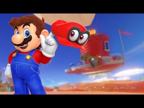 Miyamoto Talks About Super Mario Odyssey and the History of 3D Mario - UCKy1dAqELo0zrOtPkf0eTMw