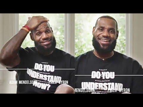 LeBron James Jokes On NBA Returning Shortly After Lakers Championship Win! 2021 NBA Season