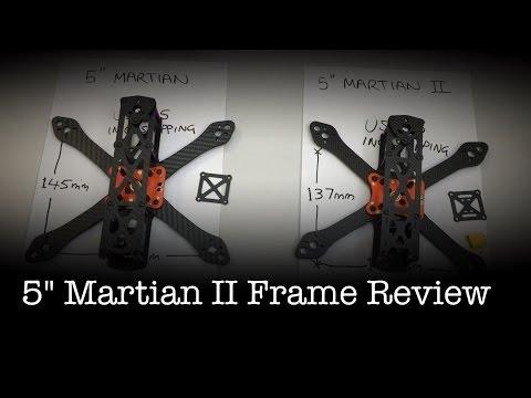 Martian II Frame Review & Comparison - UC2tWPvIbPnyWwJMKRAt7a_Q