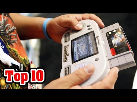 Top 10 VIDEO GAME Handhelds YOU'VE NEVER HEARD OF - UCa03bf8gAS2EtffptV-_jfA