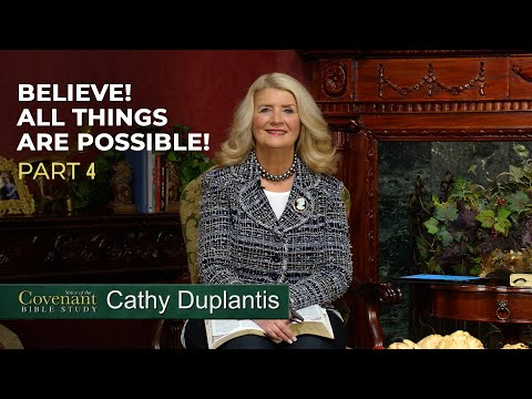 Voice of the Covenant Bible Study, Part 8  Cathy Duplantis