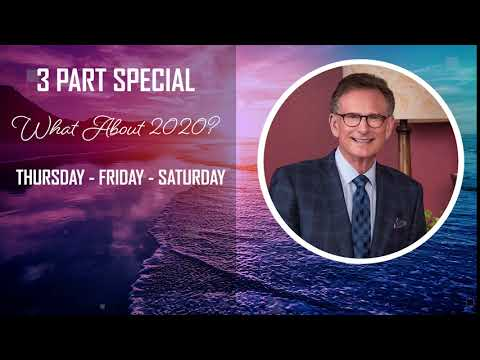 Don't Miss This! What About 2020 Series by Pastor George Pearsons