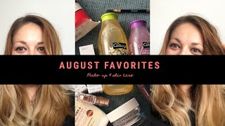 NOUTATI & FAVORITE | MAKE-UP | SKIN CARE | AUGUST 2019