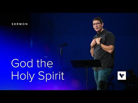 God the Holy Spirit  Sermons  Matt Chandler  7/25/21