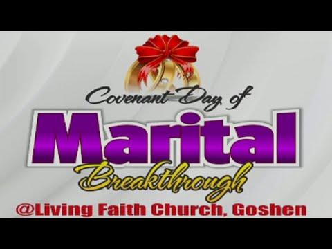ENGAGING THE MANIFESTATIONS OF THE HOLY SPIRIT FOR SUPERNATURAL BREAKTHROUGH PT. 3C - 18/7/ 2021