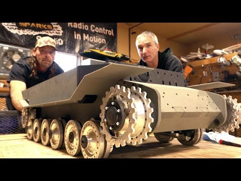 "ARMORTEK ELEFANT: 1/6 Scale METAL TANK BUILD - ""Tanks for 10 Years"" TIGER (P) - PT 5 | RC ADVENTURES - UCxcjVHL-2o3D6Q9esu05a1Q"