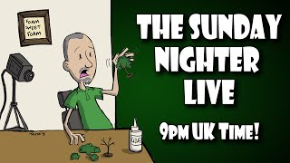 The Sunday Nighter Live - Your Weekly Terrain Q&A Show