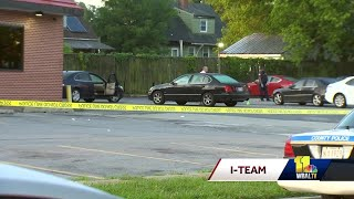 Shootout with airman outside Golden Dragon leaves man dead