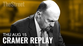 Jim Cramer on Recession Fears: 'Dial Back the Hysteria'