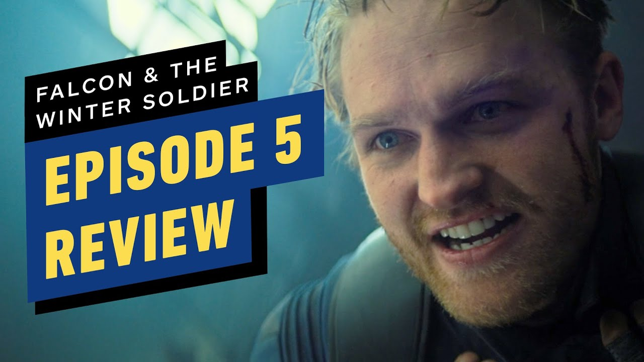 The Falcon and The Winter Soldier: Episode 5 Review