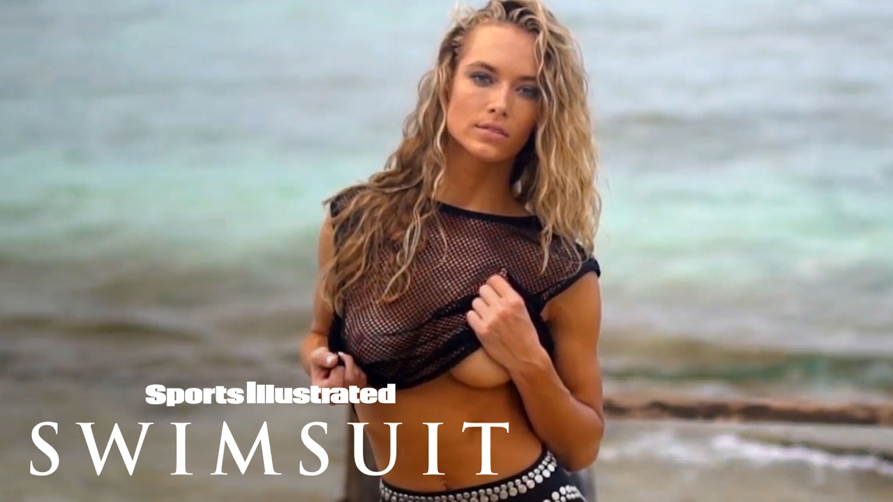 Hannah Ferguson Returns With One Of Her Hottest Shoots Yet   Intimates   Sports Illustrated Swimsuit