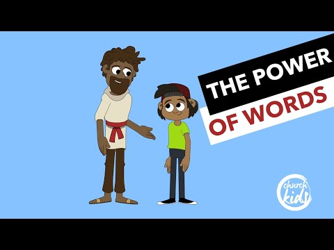 ChurchKids: The Power of Words