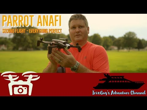 Parrot ANAFI Second Flight ALL THINGS PERFECTED | mdp lt