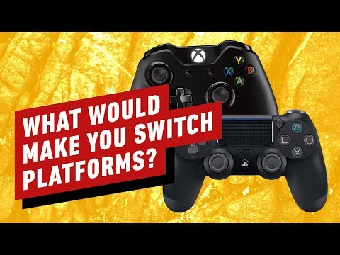 What Would It Take For You to Jump Ship from PlayStation/Xbox Next Gen? - UCKy1dAqELo0zrOtPkf0eTMw