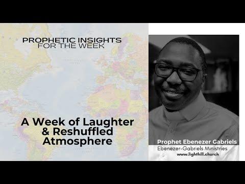 Prophetic Insight Jul 18th, 2021