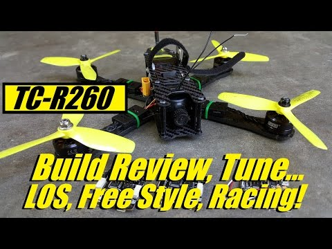 TC-R260 Parts, Build Review, Tuning, LOS, Free Style, and Racing! - UC92HE5A7DJtnjUe_JYoRypQ