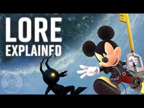 Kingdom Hearts Lore Explained! (Origins Of Key Blades, Keyblade War, And More!)  | The Leaderboard - UCkYEKuyQJXIXunUD7Vy3eTw
