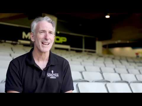 Damien Fleming looks ahead to ICC Men's Cricket World Cup 2019