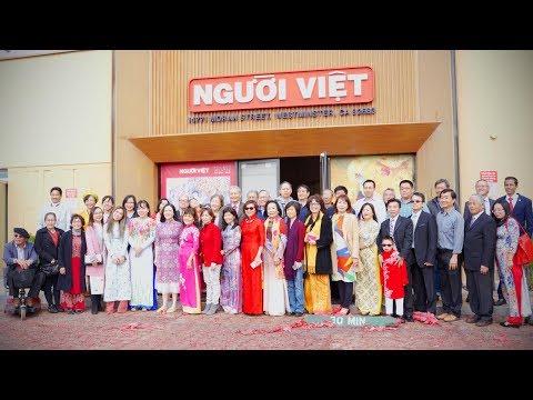 Mùng Một Tết tại nhật báo Người Việt