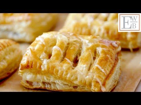 Beth's Apple Cinnamon Turnover with Puff Pastry
