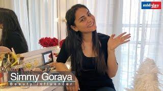 Beauty influencer Simmy Goraya Swears By This Make-up Trick!