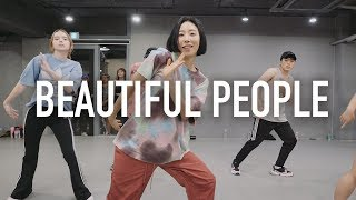 Beautiful People ft. Khalid / Beginner's Class