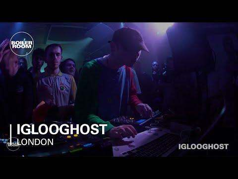 Iglooghost Boiler Room London Live Set - UCGBpxWJr9FNOcFYA5GkKrMg