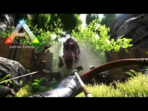 ARK: Survival Evolved - CARNO HUNTING & DOLPHIN TAMING! (ARK: Survival Evolved Gameplay) - UC2wKfjlioOCLP4xQMOWNcgg