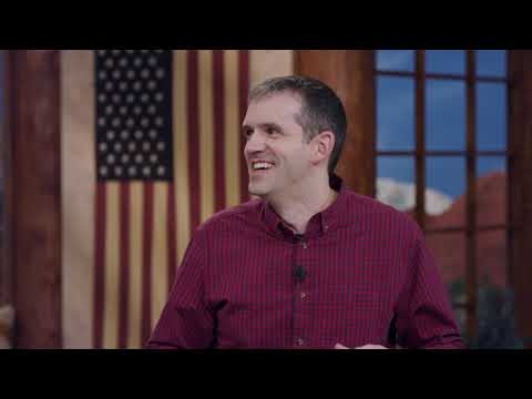 Charis Daily Live Bible Study: Take the Plunge - Daniel Bennett - July 15, 2020