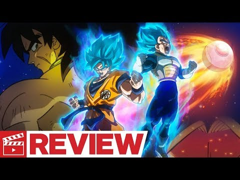 Dragon Ball Super: Broly Review - UCKy1dAqELo0zrOtPkf0eTMw