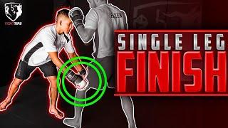 SIMPLE Single-Leg Takedown for MMA