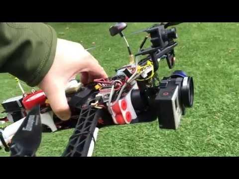 TBS Discovery adaptor mount gimbal Tarot T-2D (working test) - UCH1yXZiwXfVC8zgqgPgJdig