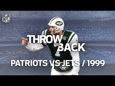 That Time a Punter Played QB for the Jets and Threw 2 TD's | NFL Vault Stories - UCJdl3Paao2f3ha5JXMYUCIA