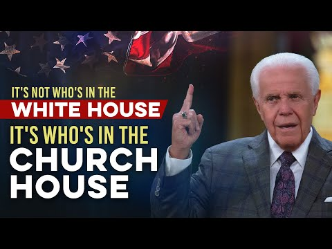 Its Not Whos In The White House, Its Whos In The Church House  Jesse Duplantis