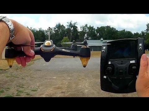 Hubsan H501S GPS Follow Me FPV Drone Park Flier Review - UC90A4JdsSoFm1Okfu0DHTuQ