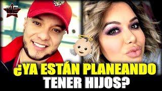 Lorenzo Méndez confiesa cuando tiene pensado tener un bebes con Chiquis Rivera