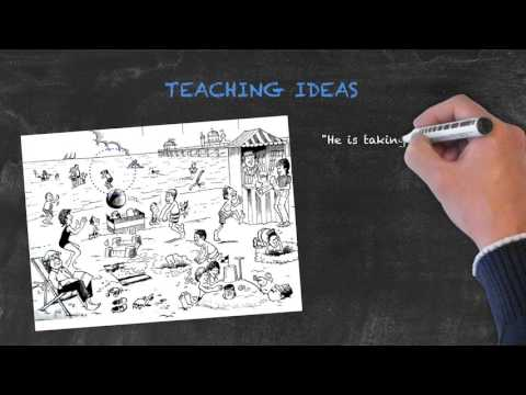 Overview of All English Tenses - Present Tenses - Present Continuous - Teaching Ideas