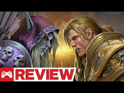 World of Warcraft: Battle for Azeroth Review - UCKy1dAqELo0zrOtPkf0eTMw