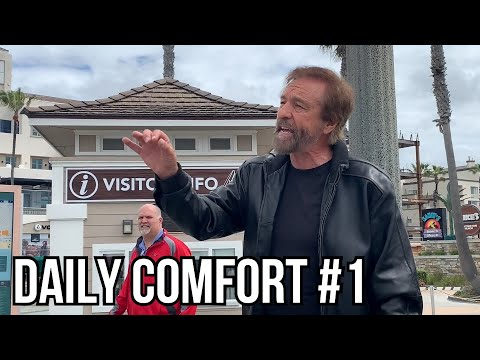Preacher Warns People About the Coronavirus!  Daily Comfort #1
