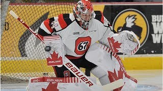 Ottawa 67's rout Guelph Storm, 7-2, to take Game 1 of OHL Finals
