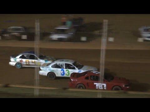 Enduro at Winder Barrow Speedway May 29th 2021 - dirt track racing video image