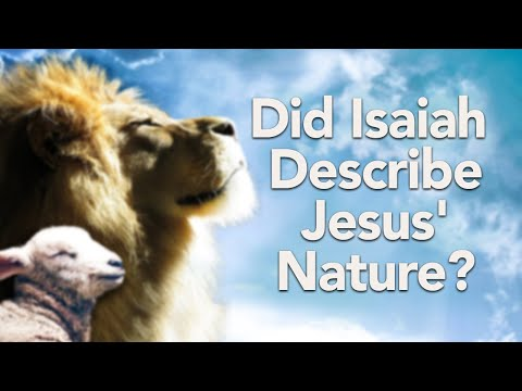 Isaiah Reveals the Messiah's Identity  Isaiah and Messianic Prophecy Season 1