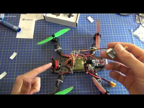 Adding FPV to the ZMR250 Quadcopter - UC6m2XECBu9gj20MmhVSluAQ