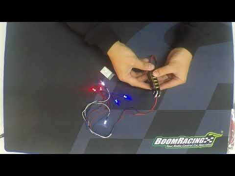 Boom Racing Stealth Magnetic Wireless LED Body Mount DEMO Installation Guide #BR233039 #BR955025 - UCflWqtsSSiouOGhUabhKTYA