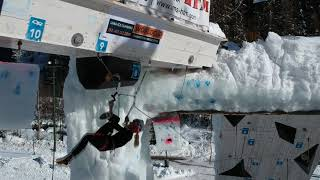 Rabenstein, Italy,   After Ice Climbing World Cup session 2019