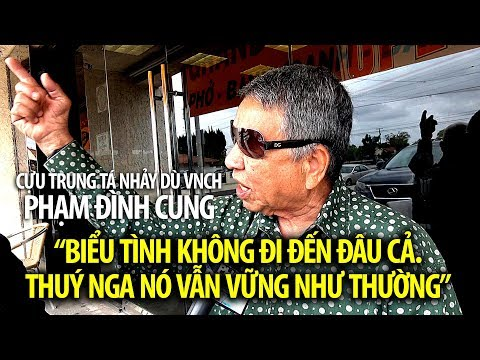 Cựu Trung tá VNCH: